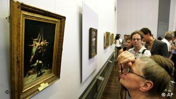 Ausstellung Goya in Berlin