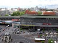 Für viele das Einfallstor zum Kurfürstendamm: der Bahnhof Zoologischer Garten