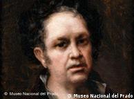 Francisco de Goya: Autoretrato 1815 Museo Nacional del Prado
