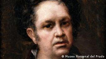 Bildgalerie Goya: Bild 3 Selbstportrait