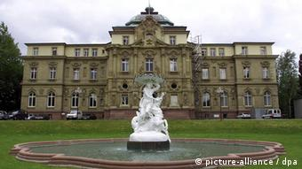 DasErbgroßherzogliche Palais in Karlsruhe, in dem der Bundesgerichtshof (BGH) untergebracht ist.