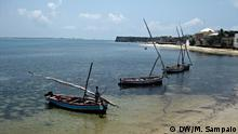 Fischerei - Mosambikinsel Fischerei auf der Mosambikinsel, eine Insel und zugleich Stadt in der Provinz Nampula, Mosambik Bild: Ilha de Moçambique /Mosambikinsel, Provinz Nampula, Mosambik Fotograf: DW/Madalena Sampaio Datum: 14.10.2012