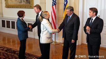 Kroz Sarajevo i dalje prolaze delegacije EU i SAD, ali stvari se ne mijenjaju