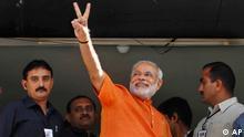 Indien Gujarat Narendra Modi