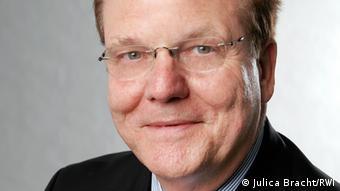 Wim Kösters, RWI board member