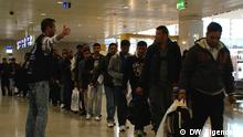 Griechenland Flüchtlinge Rückkehrer