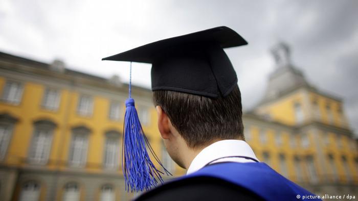 Выпускник Боннского университета