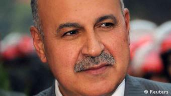 Egypt's Vice-President Mahmoud Mekky in a handout photo from the Egyptian Presidency in Cairo. Photo: REUTERS