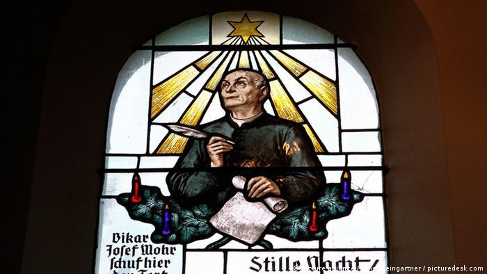Stille Nacht Josef Mohr
