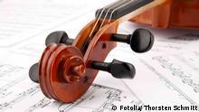 Symbolbild Musik Violine