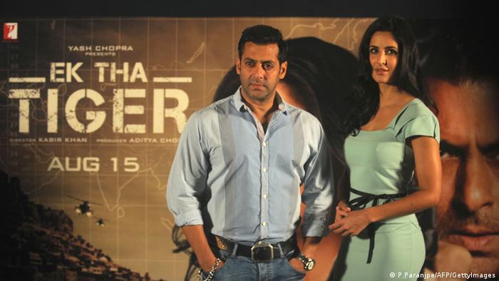 Ek Tha Tiger Film Bollywood Pressetermin