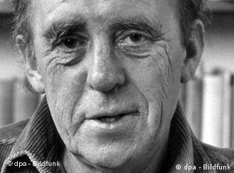 Heinrich Böll, galardonado con el Nobel de Literatura en 1972.