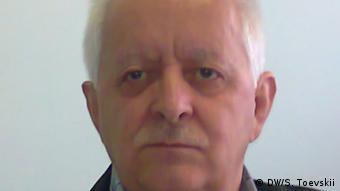 Bedzet Kamberi, Leiter der Volksküche in Tetovo
