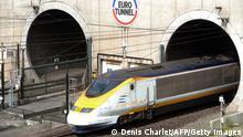 Bildergalerie Hochgeschwindigkeitszüge Eurostar