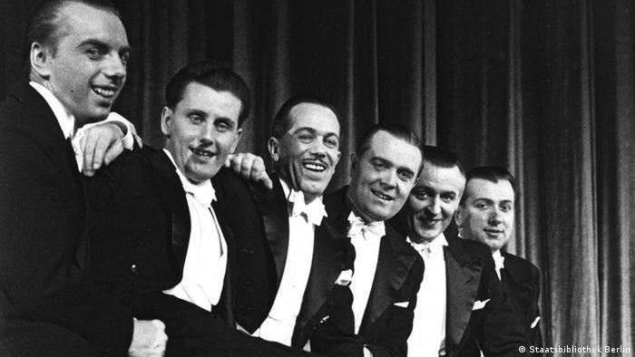 Группа Comedian Harmonists