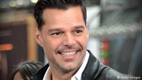 Ricky Martin Latin Pop Sänger