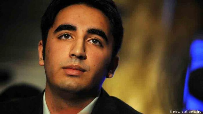 Pakistan Bilawal Bhutto Zardari (picture-alliance/dpa)