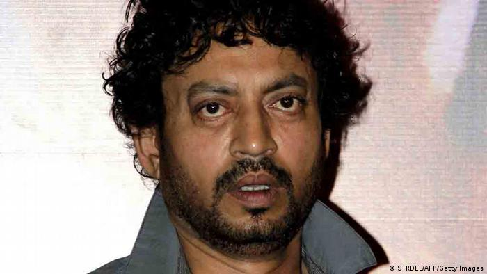 Indien Bollywood Irrfan Khan (STRDEL/AFP/Getty Images)