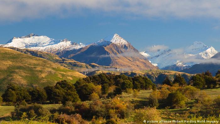 Neuseeland - Mount Aspiring