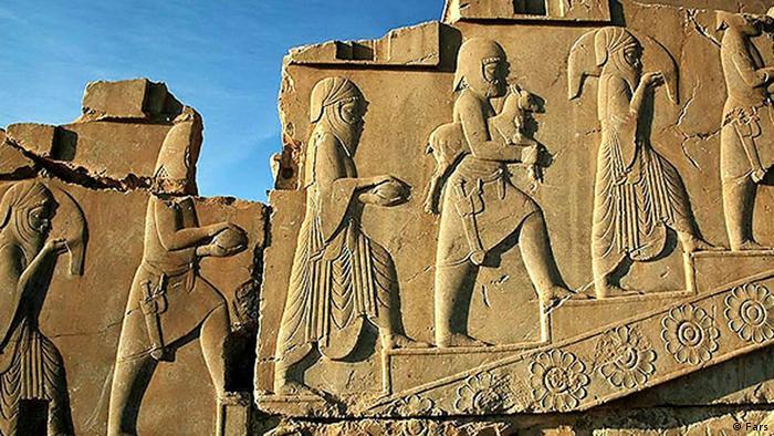 Bildergalerie Persepolis