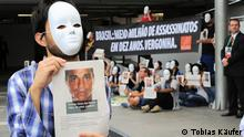 Demonstration Rio de Paz