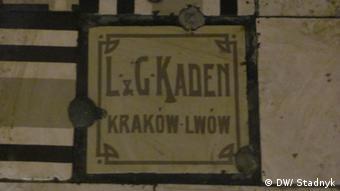 Плитка майстра Людвіка Кадена