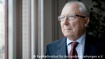 Jacques Delors, europäischer Ausnahme-Politiker und Namensgeber der Delors-Institute in Paris und Berlin (Foto: Delors Institut)