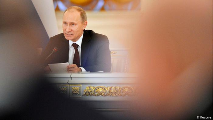 Wladimir Putin Foto: Natalia Kolesnikova