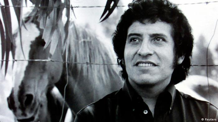Chile - Sänger Victor Jara