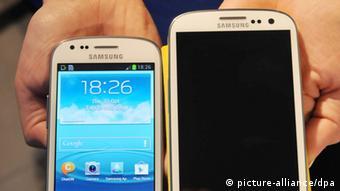 'Galaxy'-Smartphones von Samsung (Foto: dpa)