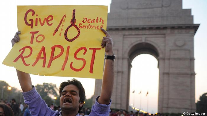 Protests in India (Getty Images)