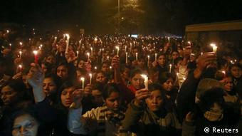 Indien/ Vergewaltigung/ Proteste