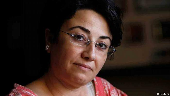 Israeli Arab lawmaker Haneen Zoabi (Photo: Reuters)
