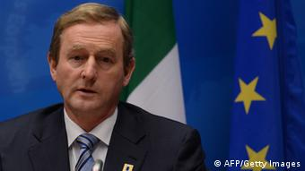 Irish Prime Minister Enda Kenny (photo: THIERRY CHARLIER/AFP/Getty Images)