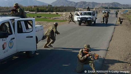 Afghanistan Lokale Polizei (SHAH MARAI/AFP/Getty Images)