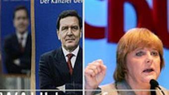Montage Symbolbild Wahlkampf