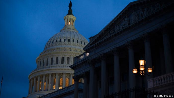 USA Senat Fiskalklippe Verhandlungen (Getty Images)