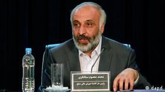 Mohammad Masoom Stanekzai (Photo: Musadeq Sadeq/AP/dapd)