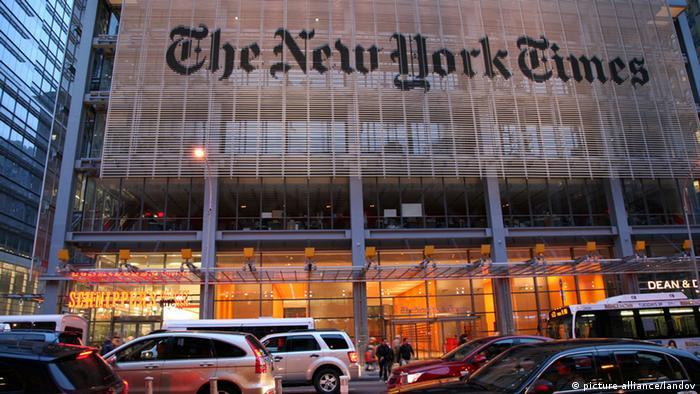 New York Times Gebäude