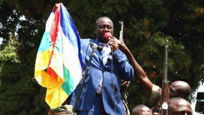 Präsident Francois Bozizé (Foto: APTN/AP/dapd)