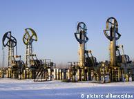 Нефтедобыча в Сибири