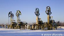 Sibiren Öl Förderanlage