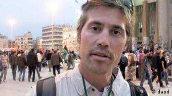 US-Reporter James Foley (Foto: AP)