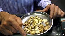 Gold und Schmuck Markt in Teheran