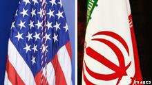 USA Iran flags (Getty Images)