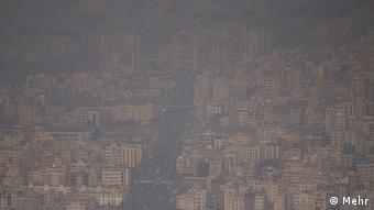 آلودگی هوا به طور جدی سلامتی انسان را به خطر میاندازد