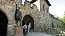 Saalburg bei Bad Homburg Limes UNESCO