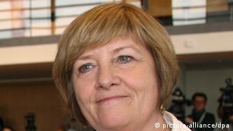 Juliane Wetzel vom Zentrum für Antisemitismusforschung der TU Berlin (Foto: dpa)