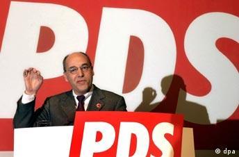 Gregor Gysi, PDS
