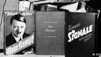 Adolf Hitler, Mein Kampf nebst antisemitischer Schriften